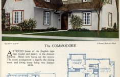 Houses And House Plans Inspirational 62 Beautiful Vintage Home Designs & Floor Plans From The
