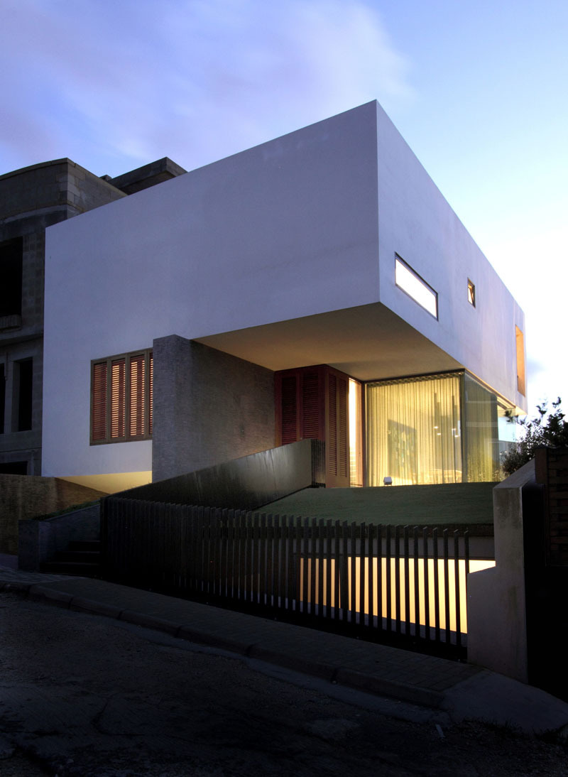 How Much Does A Modern House Cost Best Of Minimalist Modern House Exteriors 424 11