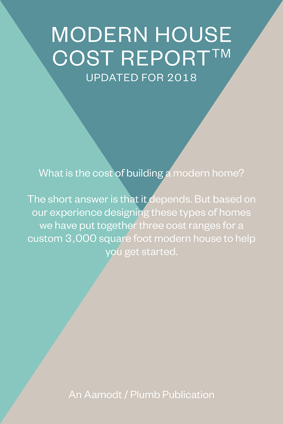 How Much Does It Cost to Build A Modern House Unique Free Report How Much Does It Cost to Build A Modern House