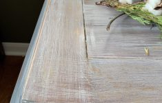 How To Antique White Furniture Unique How To Antique White Stain A Table