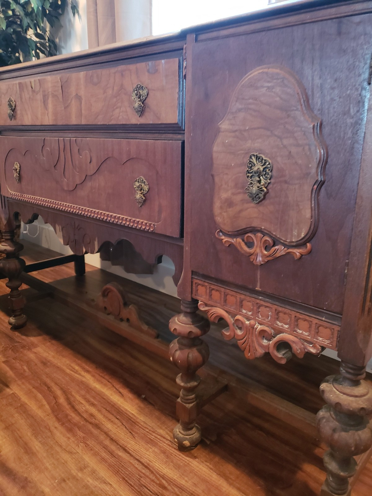 antique buffet 1 x3