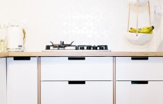 Ikea Kitchen Cabinet Doors Inspirational Formica Faced Plywood Kitchen Using Ikea Base Units And