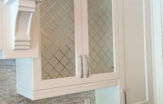 Kitchen Cabinet Doors With Glass Fronts Awesome Decorative Cabinet Glass Inserts