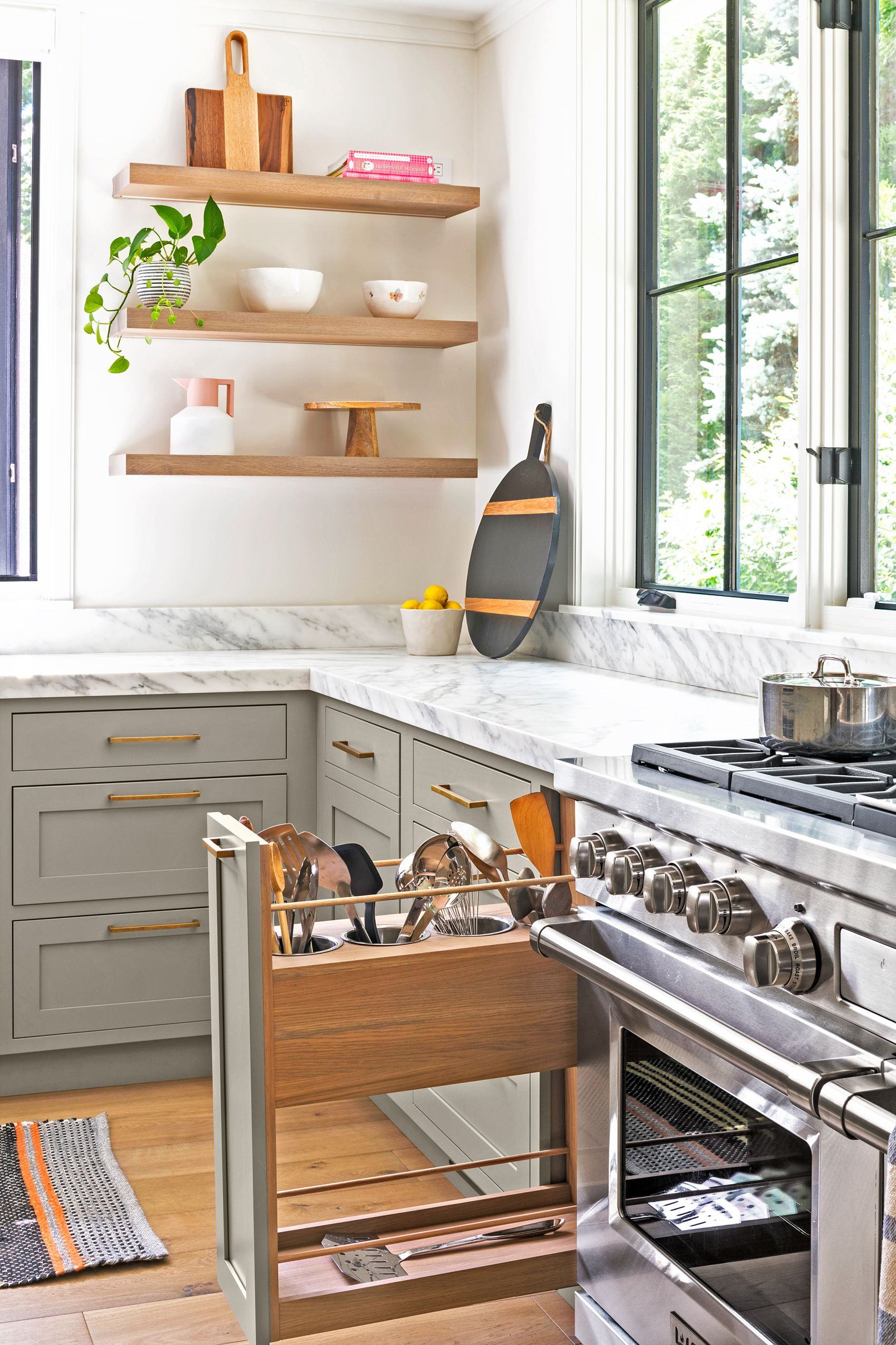 Kitchen Storage Cabinets with Doors Lovely 38 Unique Kitchen Storage Ideas Easy Storage solutions for