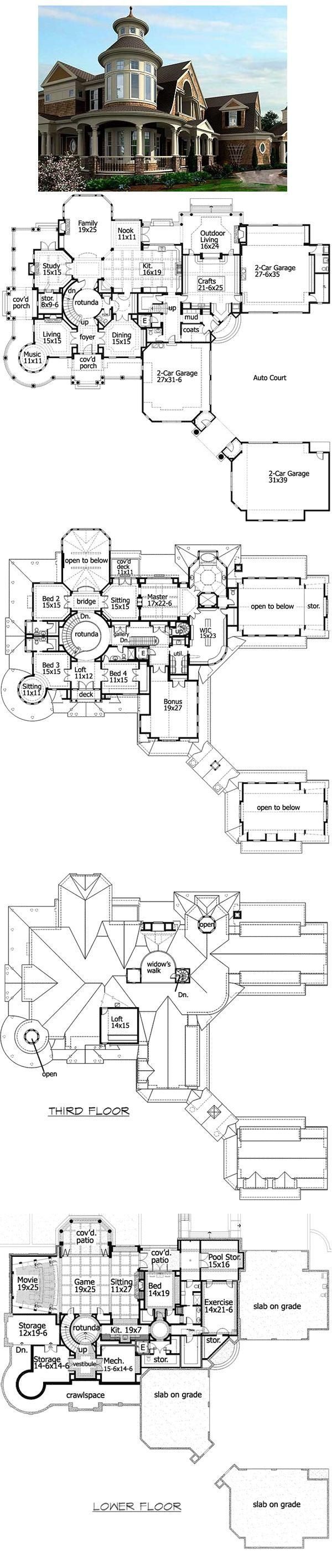 Large Victorian House Plans New 746 Best Pillars Of Architectural Plans Images