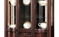 Living Room Cabinets With Doors Inspirational Casa Padrino Luxury Art Nouveau Display Cabinet Dark Brown 142 6 X 52 5 X H 206 Cm Living Room Cabinet With 5 Doors And 3 Drawers Living Room