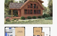 Log Cabin House Plans With Loft Unique 59 New Small Cabins With Loft Floor Plans Stock – Daftar