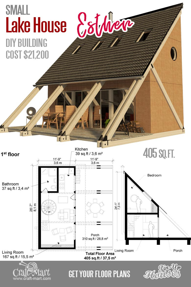 Low Cost Cabin Plans Awesome Cute Small Cabin Plans A Frame Tiny House Plans Cottages