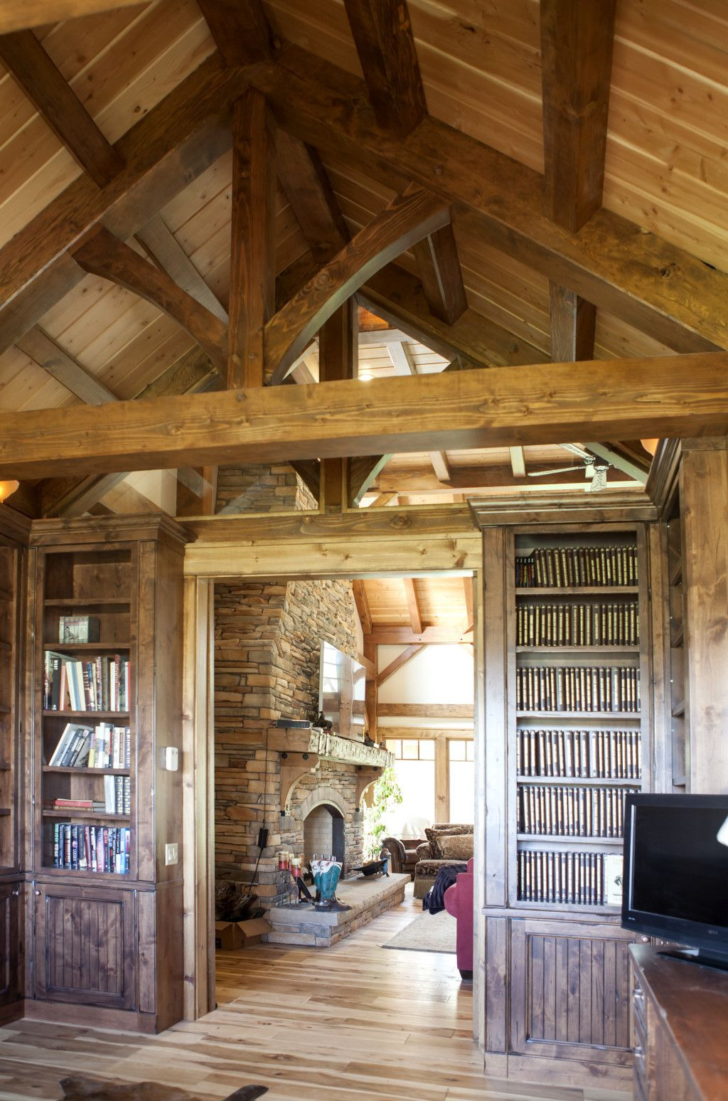 Luxury Timber Frame House Plans New top 20 Luxury Log Timber Frame and Hybrid Homes Of 2015
