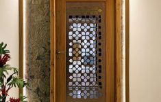 Main Door Design For Flats In India Inspirational Floral Pattern Inspires Apartment Interiors