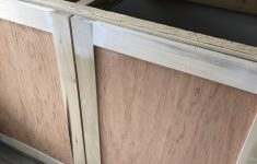 Making Cabinet Doors Lovely Diy Kitchen Cabinets For Under $200 A Beginner S Tutorial