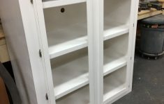 Media Cabinet With Glass Doors Inspirational Media Cabinet From 3 4 Birch Plywood With Glass Doors