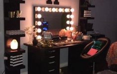 Mirror Ideas For Small Bedroom Awesome 20 Vanity Mirror With Lights Ideas Diy Or Buy For Amour