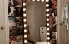 Mirror Ideas For Small Bedroom Lovely 20 Vanity Mirror With Lights Ideas Diy Or Buy For Amour