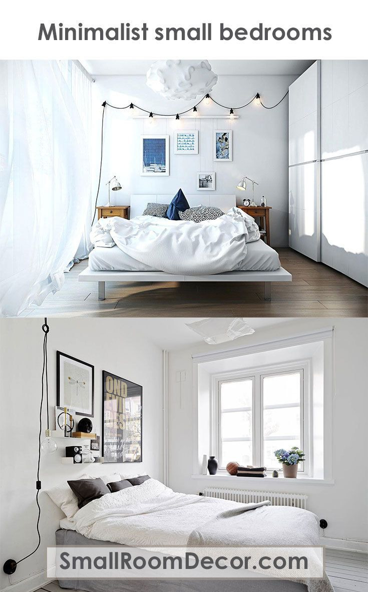 Modern Bedroom Ideas for Small Rooms Awesome 9 Modern Small Bedroom Decorating Ideas