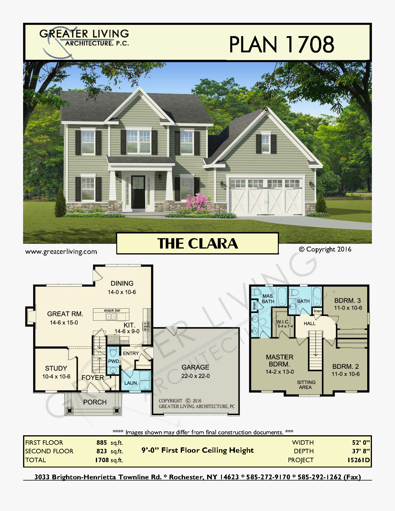 modern family floor plans unique plan 1708 the clara two story house plan greater living architecture residential
