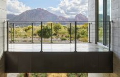 Modern House In Desert Luxury A Modern Desert House Is All About The Views