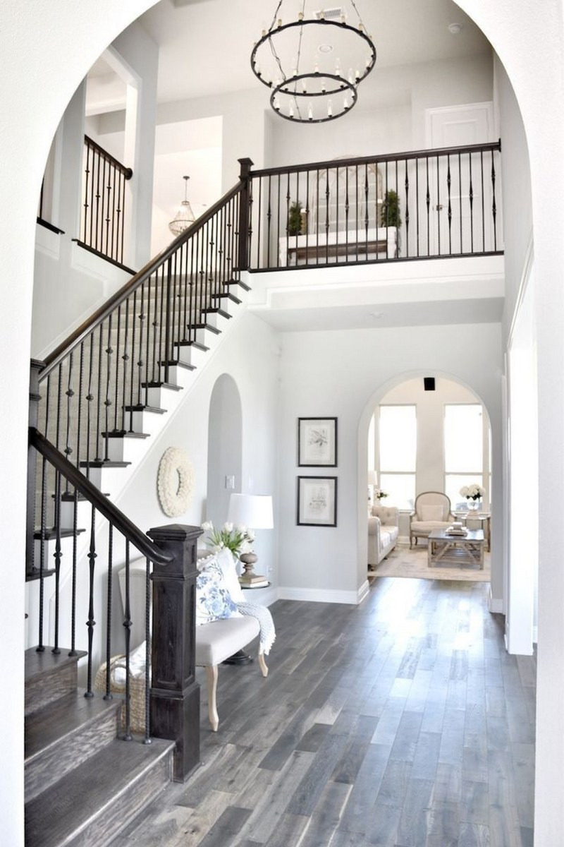 90 Most Popular Modern House Stairs Design Models 15