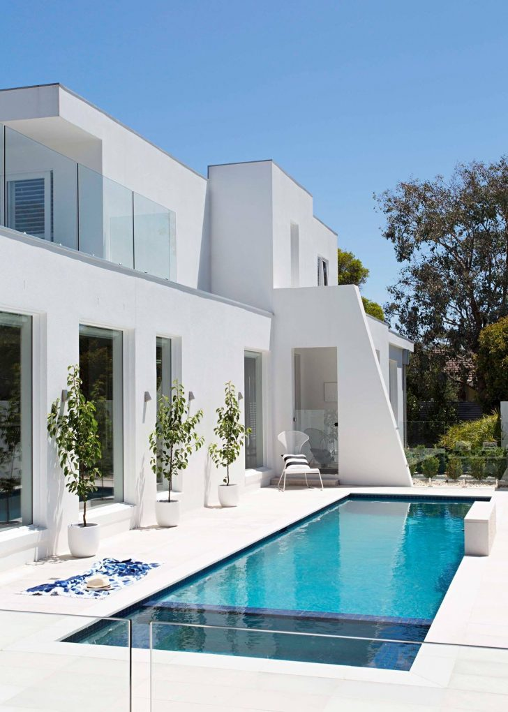Modern House Plans with Pool 2021