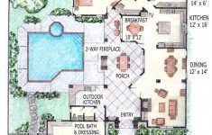 Modern House Plans With Pool Inspirational Contemporary Home Mansion House Plans Indoor Pool Home