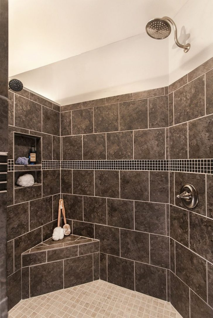 Modern Shower Designs without Doors 2020