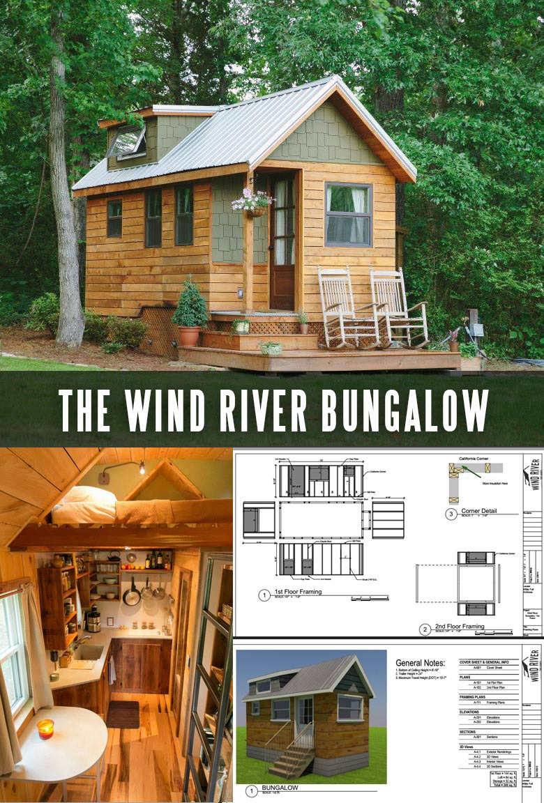 wind river bungalow