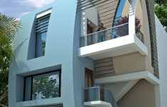 Most Beautiful Front Elevations Of Houses Awesome Невероятно футуристический ♡♡♡ In 2020