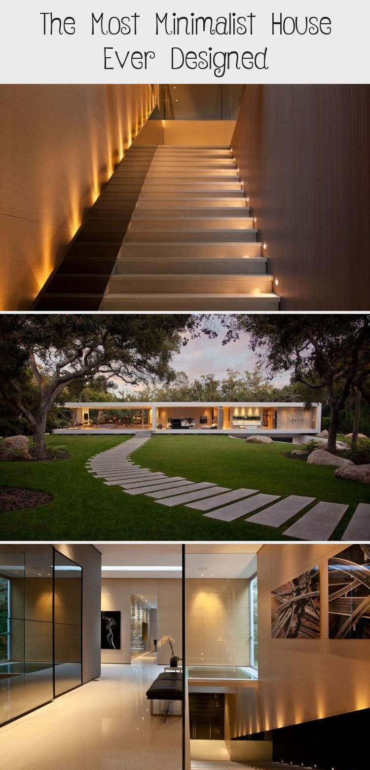Most Modern House Ever Beautiful the Most Minimalist House Ever Designed