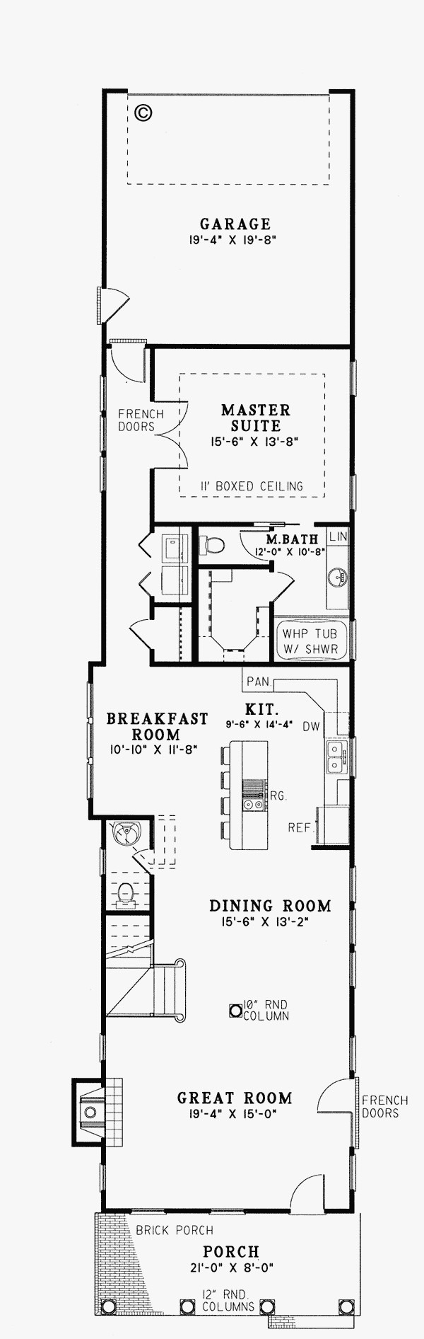long narrow house floor plans best of 22 best long and narrow house plans house plans