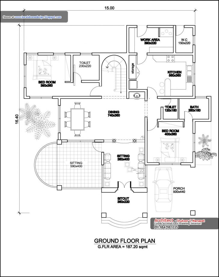 New House Design with Floor Plan 2021