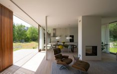 New Modern Villa Design Luxury Berg Klein Have Designed A New Modern Villa In The Netherlands