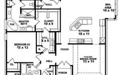 One Level House Plans With Garage Unique House Plans With Laundry Attached To Master Closet Google