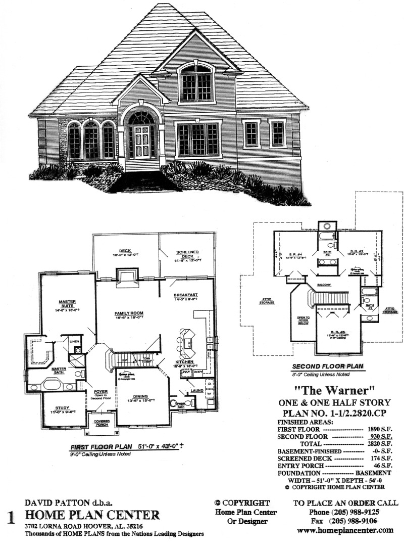 One Story House Plans with Finished Basement Best Of Home Plan Center 1 1 2 2856 Cp Augustine