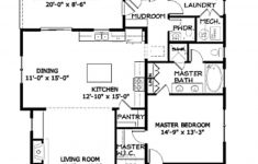 One Story Open House Plans Inspirational Nice And Different Floor Plan House Plan 434 4 1833 Sq Ft