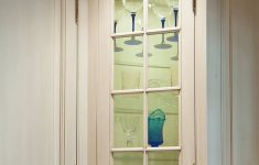 Painting Cabinet Doors Best Of Glass Cabinet Door Int The Inside Of The Cabinet With A