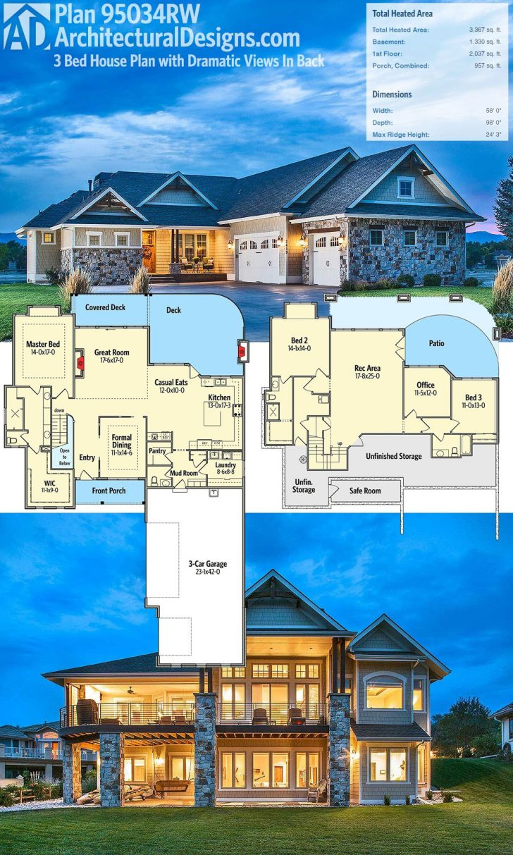 Patio Home House Plans 2020
