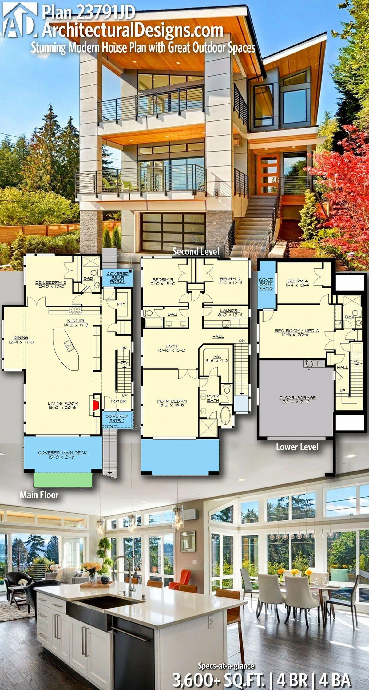 Patio Home House Plans New Categorymodern Home Decor Bedroom Saleprice 46$ In 2020