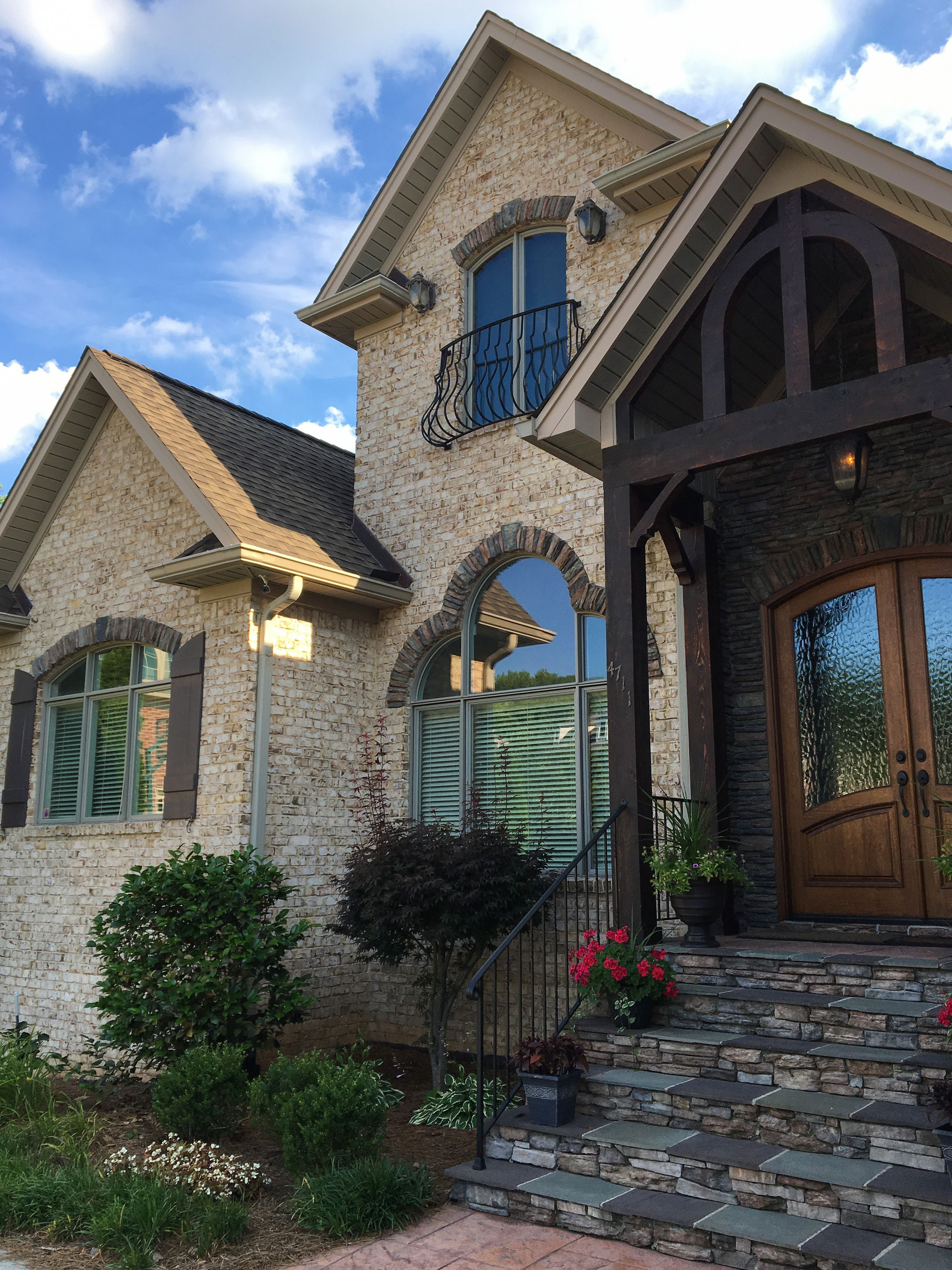 Pictures Of Stone Houses Designs Inspirational See How Versatile Brick Can Be when Paired with Stone