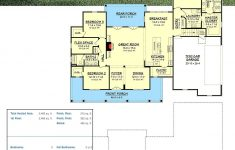Plan To Build A House Best Of Plan Hz Country House Plan With Flex Space And Bonus