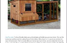 Plans For Chicken Coops Hen Houses Luxury Chicken Coop Hen House Plans With Kennel Run 2 In 1