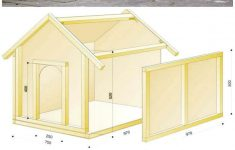 Plans For Dog Houses Elegant 45 Easy Diy Dog House Plans & Ideas You Should Build This