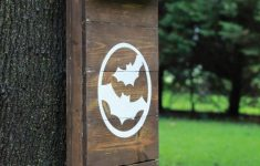 Plans To Build A Bat House Fresh How To Build A Diy Bat House For Your Backyard And Get Rid