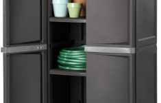 Plastic Storage Cabinets With Doors Fresh Home & Garden Furniture Home & Garden Cabinets & Cupboards