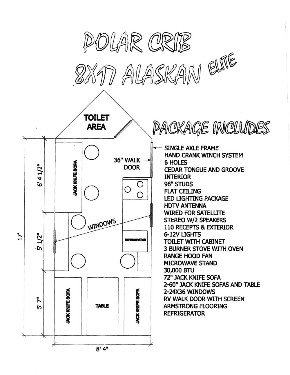 Portable Fish House Plans Lovely Polar Crib Fish Houses for Sale All Campers Camper