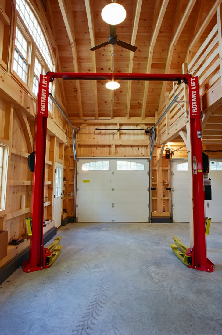 Post and Beam Carriage House Plans 2020