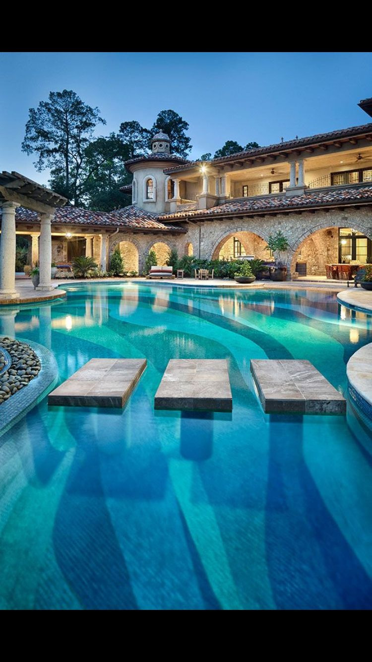 Really Cool Houses with Pools Awesome Cool Pool