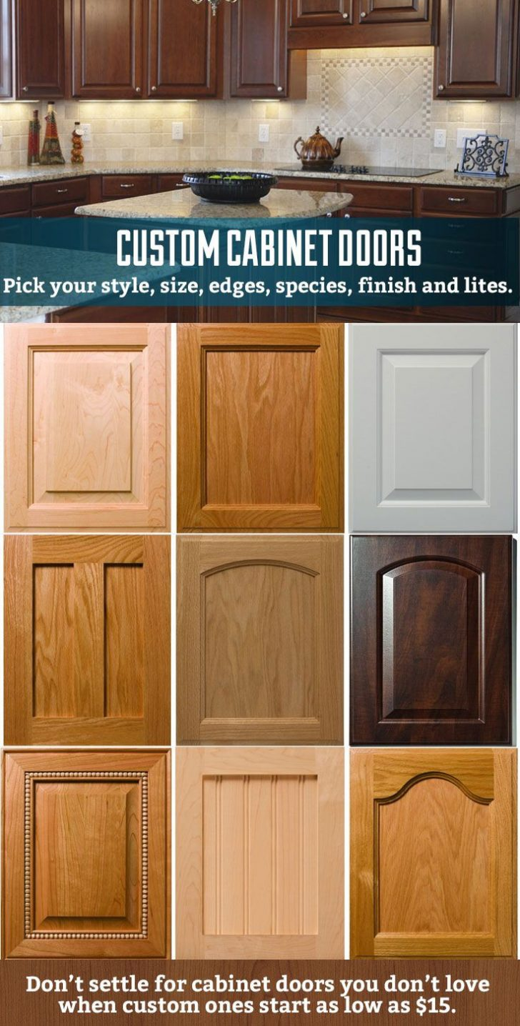 Replacement Cabinet Doors and Drawer Fronts 2020