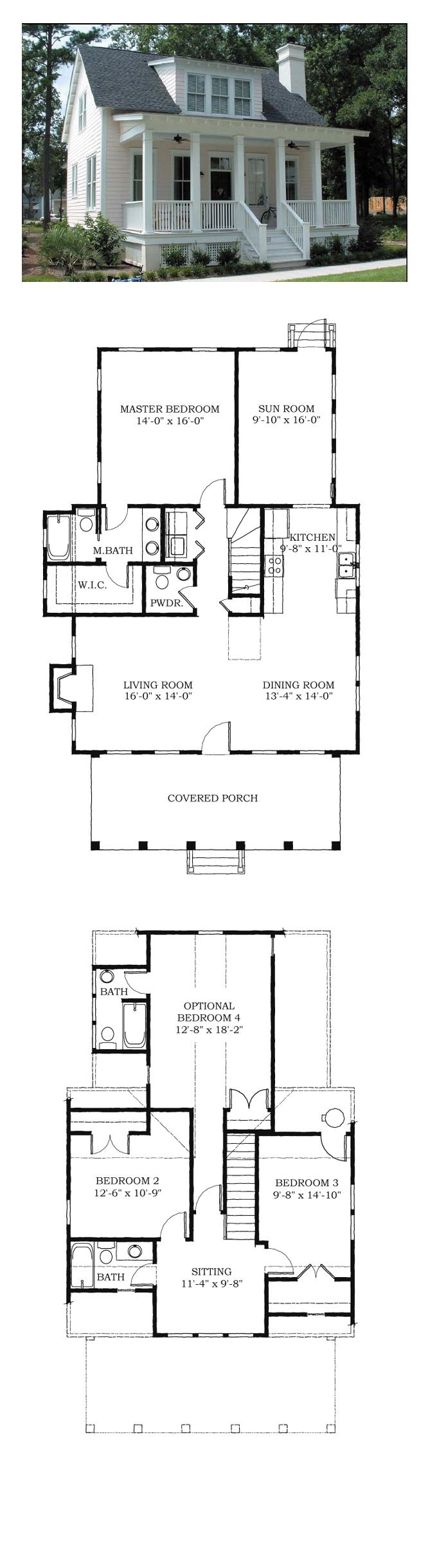 Retirement House Plans Small New Cool House Plan