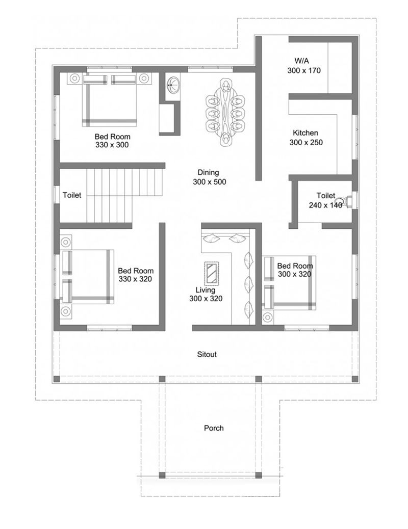 Roof Plans for House Unique This Beautiful Single Floor House with Roof Deck Can Be