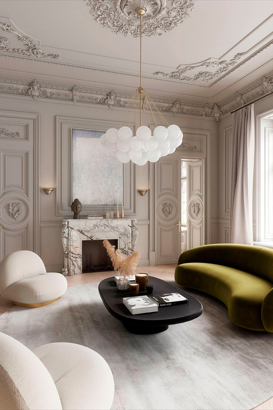 Simple Modern House Interior Awesome What is Modern Classic Style In Interior Design